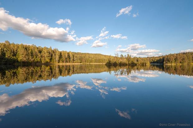 Озеро Глубелька