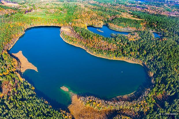 Голубые озёра фото Голубых озер